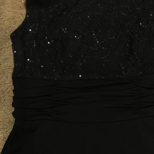 Haani Dresses - Navy Blue Dress